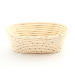 Bread Proofing Basket - Banneton Rattan  Oval - 10