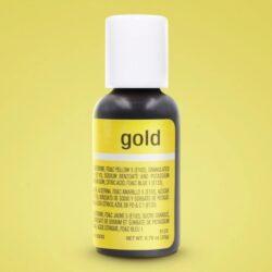 Chefmaster - Gel Color - Gold - 20g