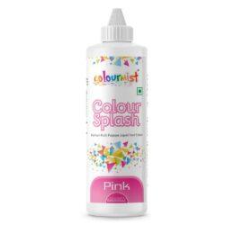 Colourmist Colour Splash - Liquid Food Colour - Pink - 200g