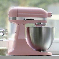 KitchenAid - Artisan Mini Stand Mixer Guava Glaze  - Stand Mixer 3.3 L