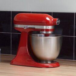 KitchenAid - Artisan Mini Stand Mixer Hot Sauce  - Stand Mixer 3.3 L