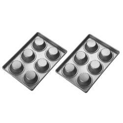 KitchenAid - Regular Sized Muffin  6 Cavity - Set of 2