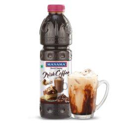 Manama - Irish Coffee Syrup - 1 Litre
