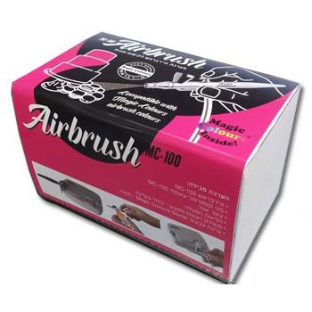 Airbrush Machine Kit MC 100 - Magic Colors