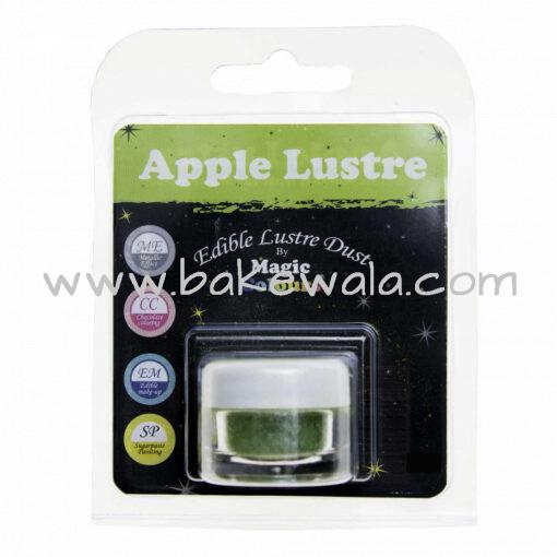 Magic Colours - Edible Lustre Dust - Apple  - 8 ml