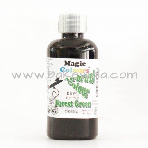 Magic Colours - Airbrush Colour - Forest Green - 55ml