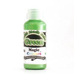 Magic Colours - Metallic Paint - Green - 32g