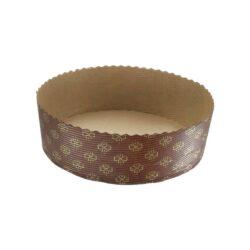 Panettone Basso Paper Baking Moulds - 6.5 Inch dia -540pcs