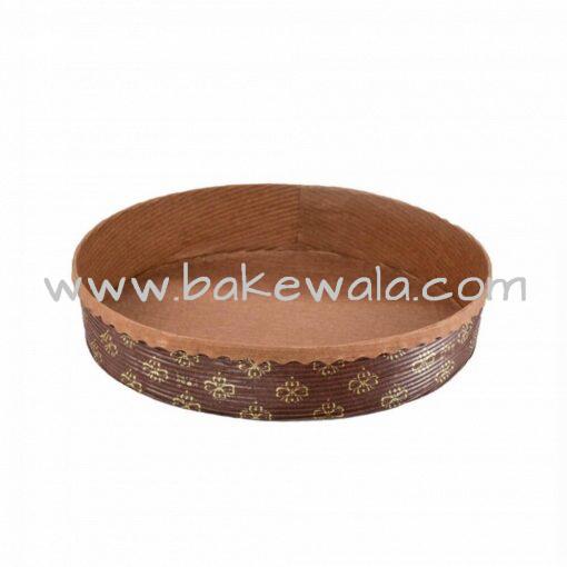 Paper Baking Mould - Round Cake Mould - 6.5 inch dia -600pcs