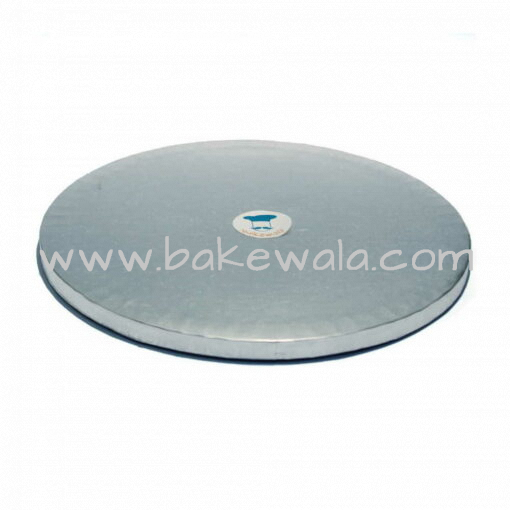 Cake Base or Drum - Round - 8 inches - Set of 2