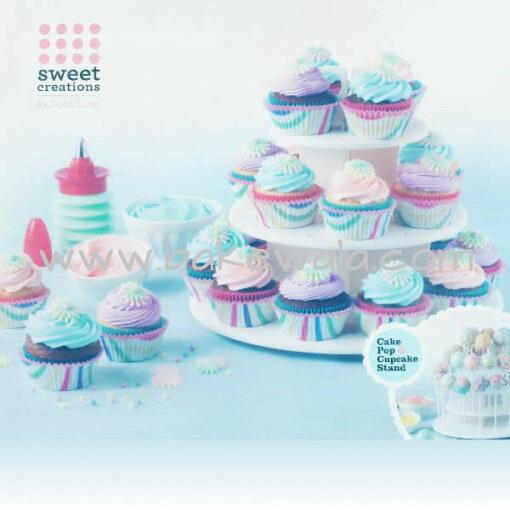 Cake Pop and Cupcake Stand