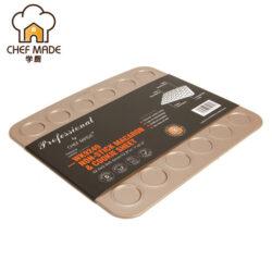 Chefmade - Non-stick Macaron & Cookie Sheet