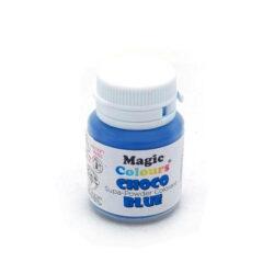 Magic Colours - Supa Powder Chocolate Color - 5g - Blue