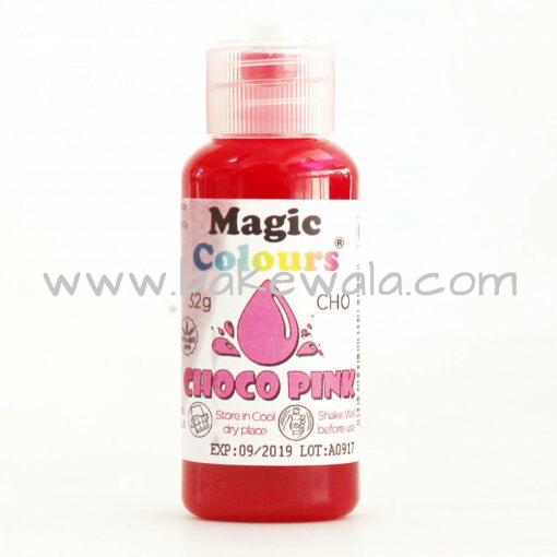 Magic Colours - Chocolate Colour - Choco Pink - 32g