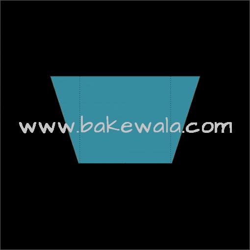 Cupcake Paper Liners - Polka Dots on White - 12cm - 100 pcs