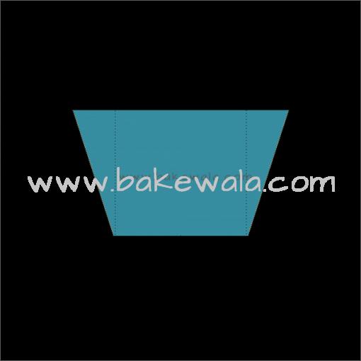 Cupcake Paper Liners - Go Green - 11cm - 100 pcs