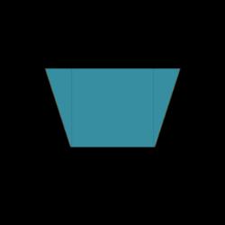 Cupcake Paper Liners - Brown-11cm - 100 pcs