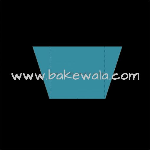 Cupcake Paper Liners - Strawberry - Mini - 8cm -100 pcs