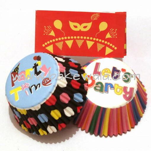 Cupcake Liner Set - Party - 48 pcs