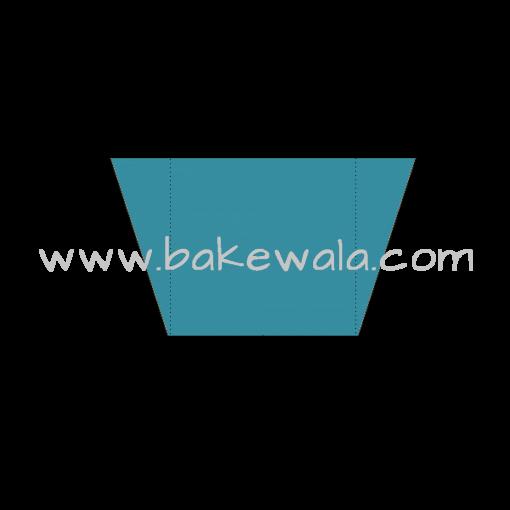 Cupcake Paper Liners - White - Mini - 7cm -100 pcs