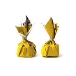 Chocolate Wrapper - Plain Lemon Yellow - 300 pcs