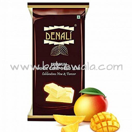 Denali - Premium White Compound Slab - Mango - 500g