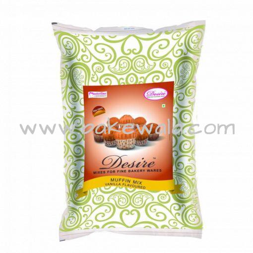 Desire - Egg Free Vanilla Muffin Mix - 5kg