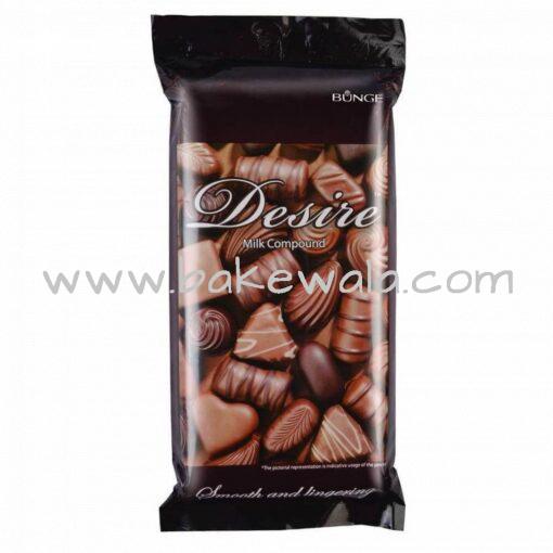 Desire - Milk Compound Slab - 500 grams