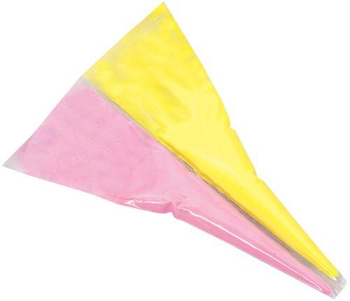 Disposable Dual Icing or Piping Bag - 10 pcs
