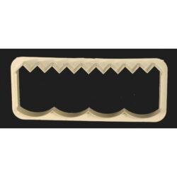 Flounce Frill Cutter
