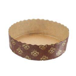 Paper Baking Mould - Round - 4.75 Inch dia -300pcs