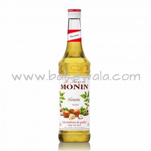 Monin - Hazelnut - Syrup - 700ml