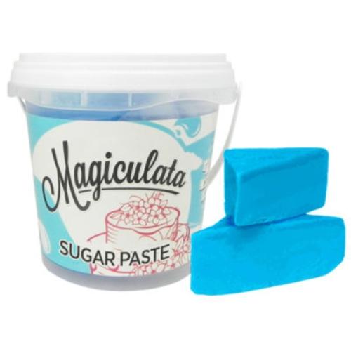 Magiculata - Fondant or Sugar Paste - Ice Blue - 1 kg