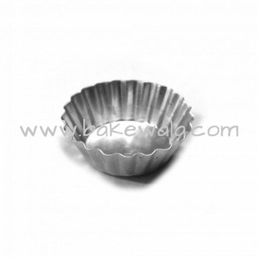 Aluminium Tart Mould