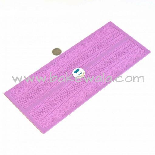 Silicone Lace Fondant Mat - 40cmX16cm