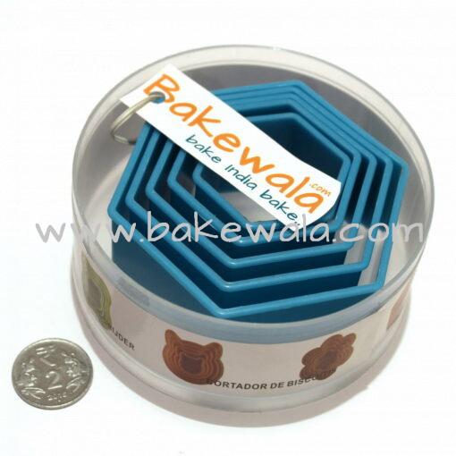 Cookie Cutter - Hexagon Shape