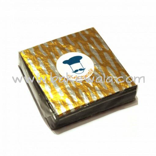 Chocolate Foil Wrapper - Cloud - Yellow - 300 pcs