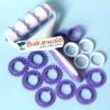 Fondant Ribbon Cutter with Cutting Wheels
