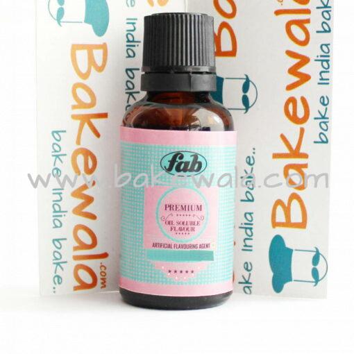 Tiramisu - Fab Premium Food Essence or Oil Soluble Flavour