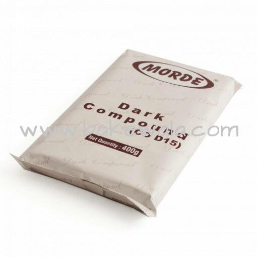 Morde Dark Compound Slab - 400 grams