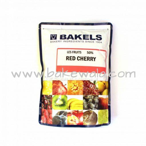 Bakels Red Cherry Fruit Fillings - 2kg