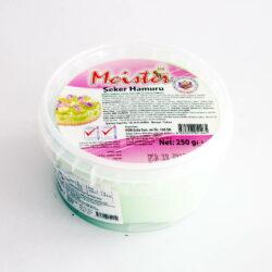Meister Sugar Paste or Fondant-Light Green-250g