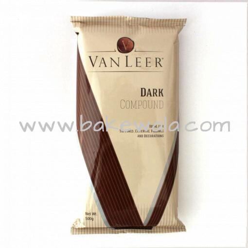 Van Leer Dark Compound Slab - 500 grams