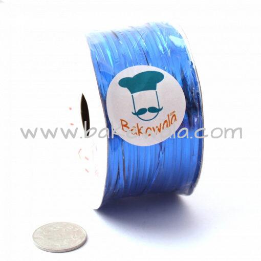 Twist Tie  Spool - Blue