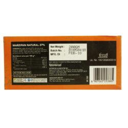 Marzipan Natural - Pate D'amande - 200g