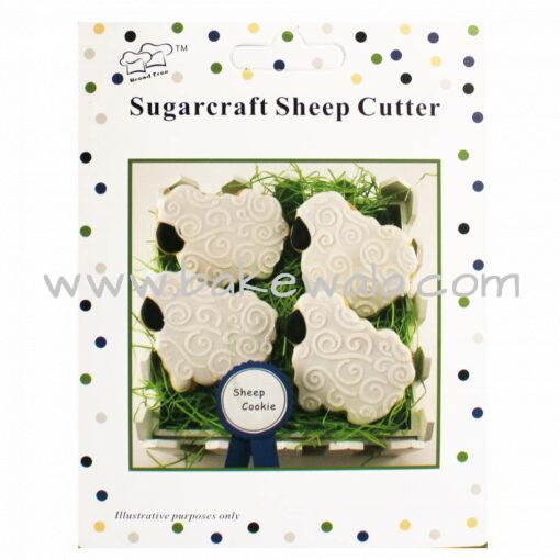 Fondant Cutter - Sheep