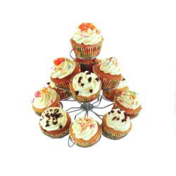 Metal Cupcake Stand - 3 Tier