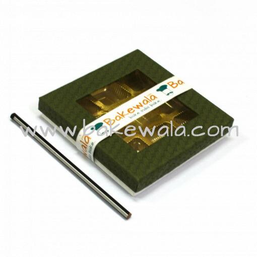 Chocolate Box - Go Green - 9 Cavities