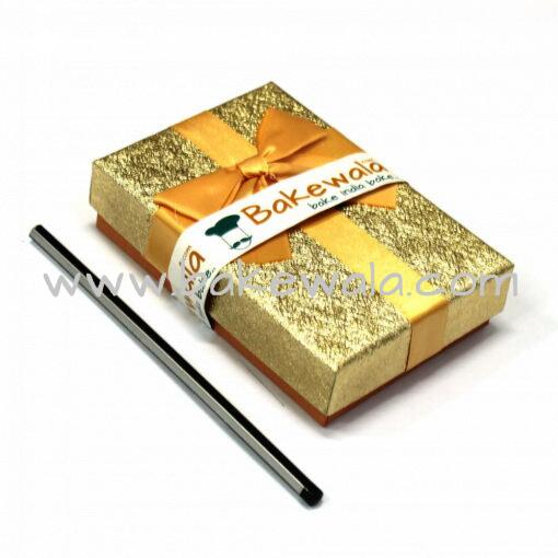 Chocolate Box - Gold Glitz - 6 Cavities