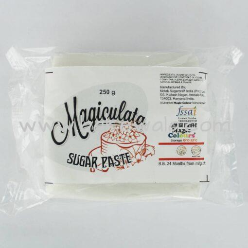 Magiculata - Fondant or Sugar Paste - Snow White - 250g